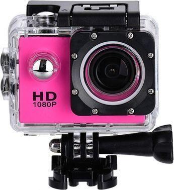 Kamera sportowa HD cam action 1080p. Kamerka wodoodporna.
