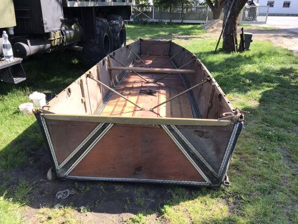 Łódka składana , Łódź wojskowa rybacka kuter
