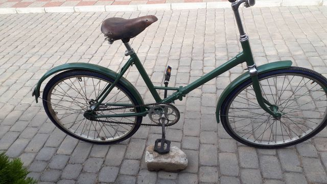 Велосипед салют 1985 год