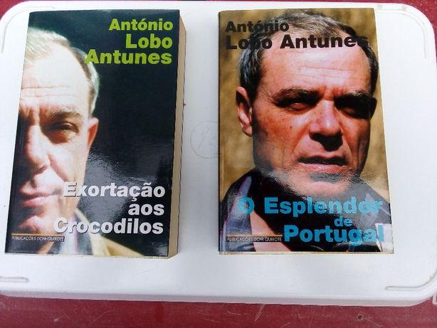 Lobo Antunes, Cardoso Pires, Fernando Namora e outros