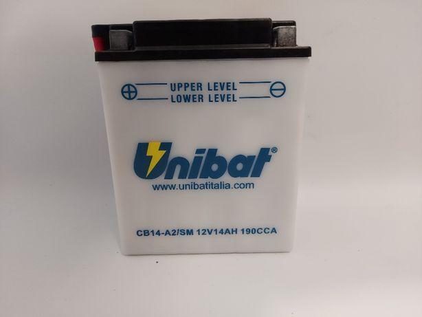 UNIBAT CB14-A2 akumulator 14Ah-12V 190A