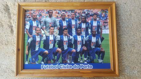 Quadro da Equipa do Futebol Clube do Porto FCP
