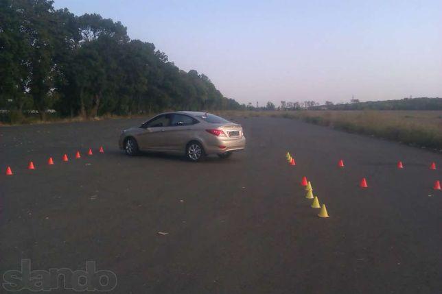 Инструктор по вождению, уроки вождения