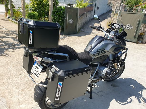 BMW GS 1200R excusive