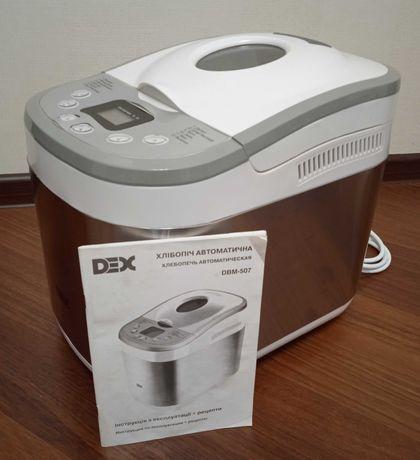 Хлебопечка DEX DBM-507