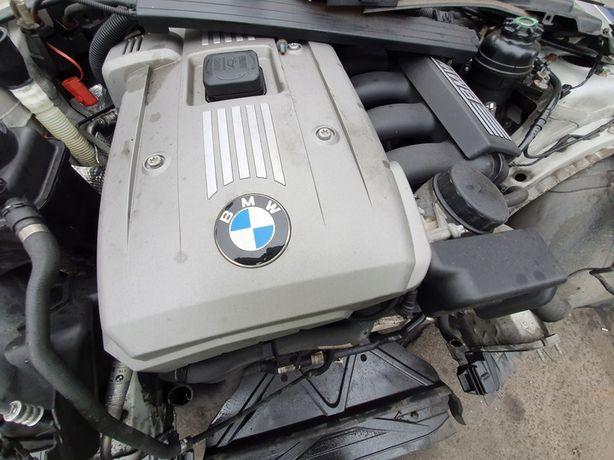 Silnik BMW N52B30A 258KM E60 E90 Niski Przbieg 100 tys