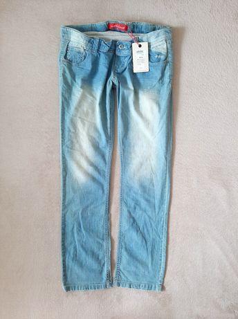 NOWE spodnie ciążowe MAMALICIOUS roz. 30/34 komfort styl klasyka