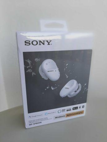 Auriculares/Phones Bluetooth True Wireless Sony WF-SP800N - Branco