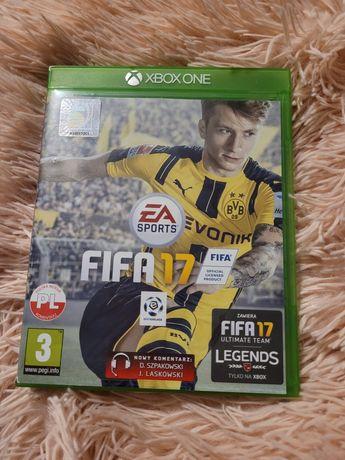 Fifa 17 na Xbox One