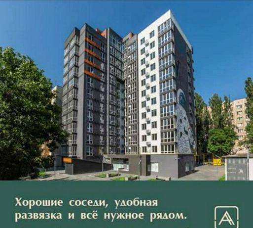 """""""ЖК Восток"""" 2 комнатная с панорамными окнами. Сданный дом"""