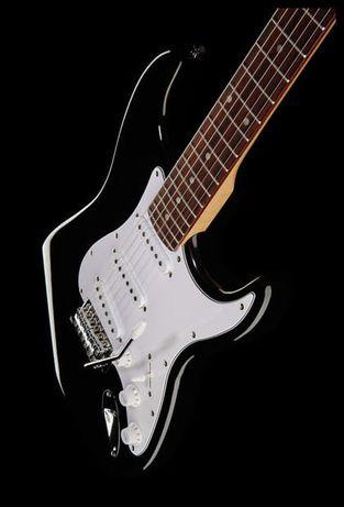 Harley Benton ST-20 BK Gitara Elektryczna