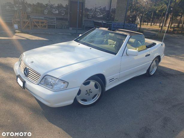 Mercedes-Benz SL 500 R 129 Pakiet AMG Bose Xenon Okazja .Czytaj OPIS