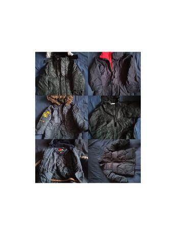 Куртки детские по 100