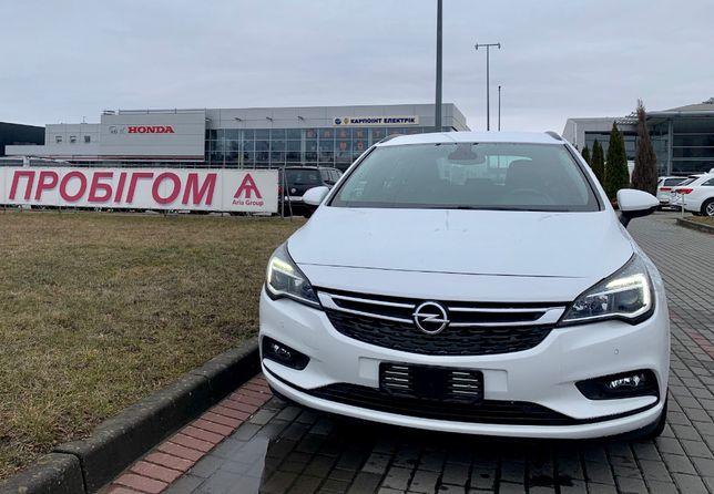 Opel Astra 1.6CDTI 2016, Автомат, Навігація, Клімат контроль,