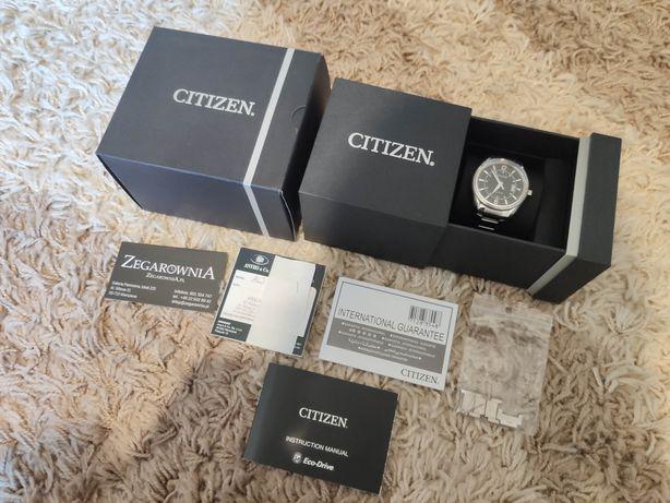Zegarek Citizen AW1030-50E Eco drive / komplet
