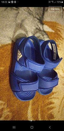 Sandałki sandaly adidas 25