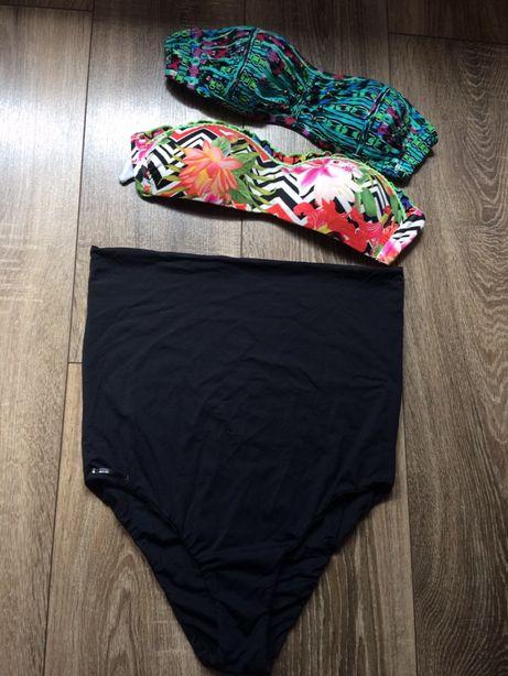 Bikini wysoki stan dół od bikini Majtki calzedonia rozm S