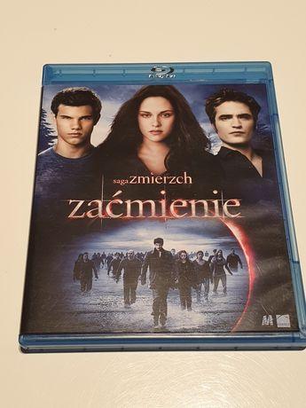 Blu-ray film saga Zmierzch Zaćmienie