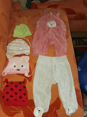 Sprzedam ubranka dziecięce