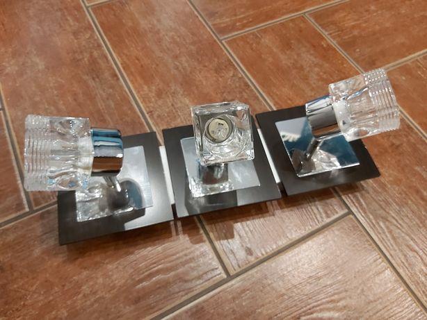 Lampa sufitowa - 3x 40w - venga