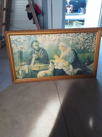 Obraz Świętej Rodziny
