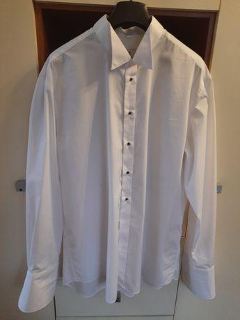 Koszula biała do ślubu i na inne różne okazje