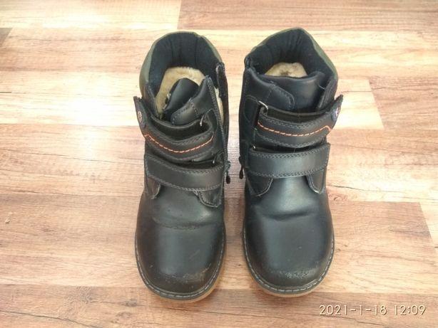 Ботинки зимние 30 размер