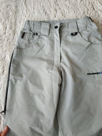 Лыжные штаны фирмы Salomon