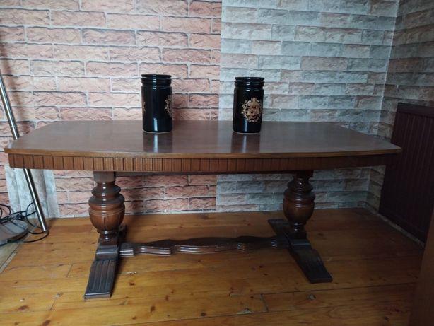 Ława (kilka różnych od 50 zł), stół i komoda narożna