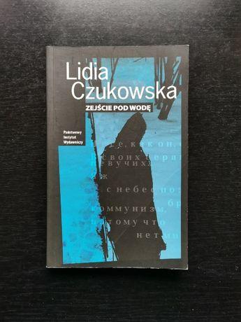 """""""Zejście pod wodę"""" Lidia Czukowska"""