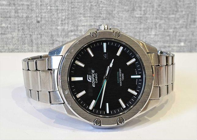 Мужские часы Casio Edifice efr-s107d Sapphire 100m 40mm