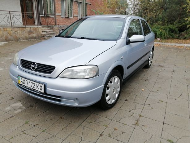 Opel Astra G 1.4 16v
