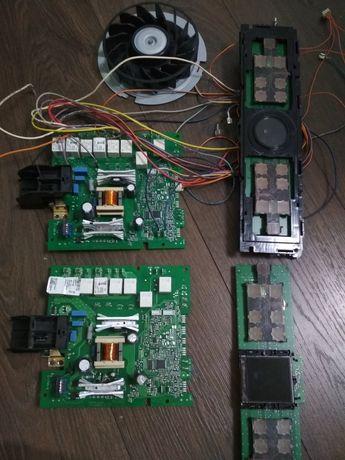 Плата модуль на електродуховки