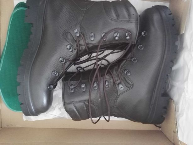 Buty wojskowe brązowe nowy wzór 933a