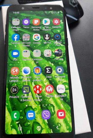 Samsung Galaxy A6+:   Super AMOLED, Gorilla Glass . NFC