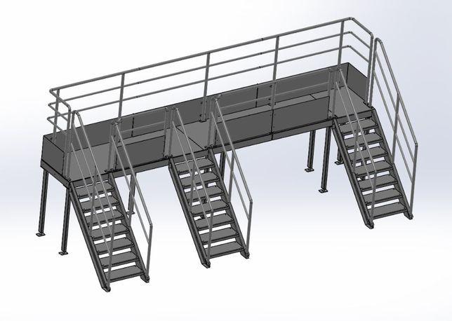 Modelowanie 3D Rysunek techniczny/ mechaniczny SolidWorks AutoCAD 2D