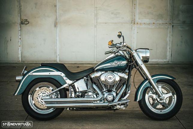 Harley-Davidson FLSTF  Fat Boy 100th Anniversary (carburador)