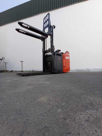 Linde L12LH Stacker/Porta Paletes Elétrico 1200kg