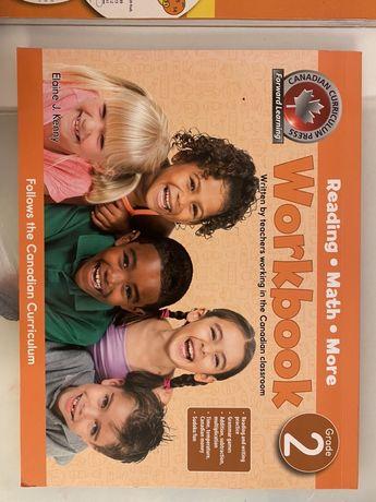 Fun exercise book grade 2