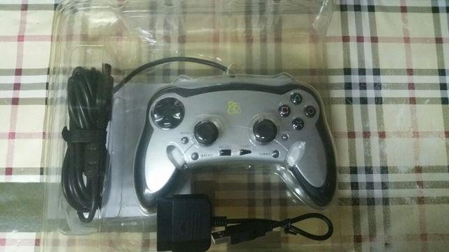 Comando PS2 e para PC, XFX Gear (Novos)