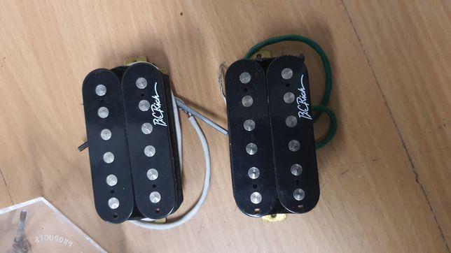 Pickups humbuckers guitarra BC RITCH