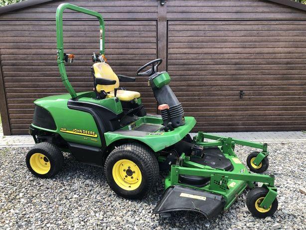 Traktorek kosiarka JOHN DEERE 1445 4WD diesel, Super Stan!
