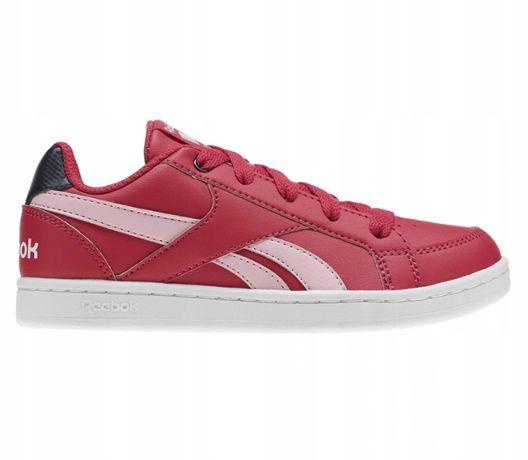 Nowe skórzane buty Reebok Royal Prime różowe rozmiar 36,5