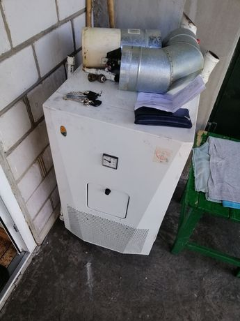 Газовый котёл  Велгаз в комплекте с насосом