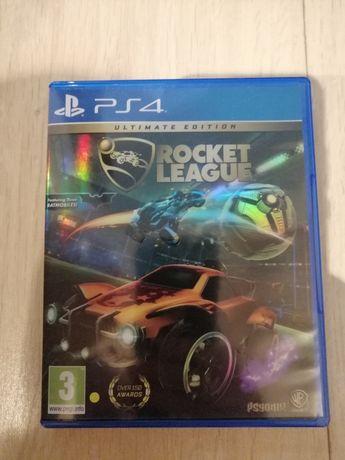 Gra PS4 Rocket League Ultimate edition