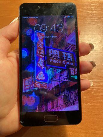 Продаю телефон Meizu m710h