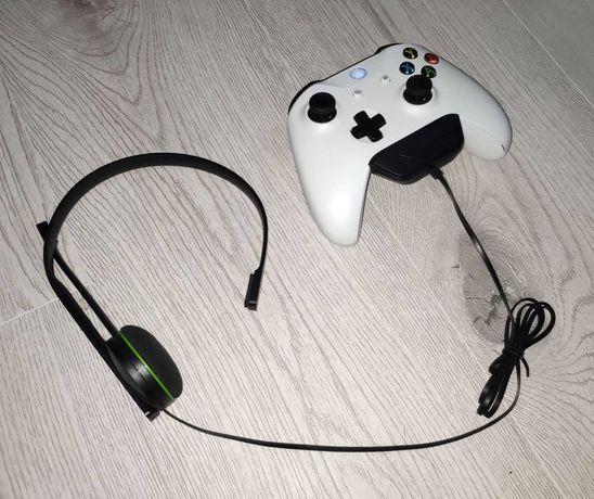 Słuchawka / Słuchawki Microsoft XBOX ONE Chat Headset 1564