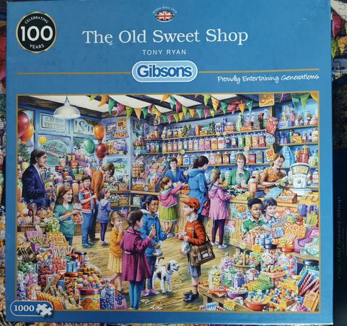 Puzzle Gibsons 1000 elem.