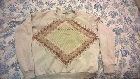 Bluzka kremowa C&A