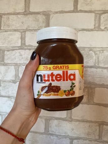 Нутелла Nutella 900 граммов